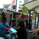 高円寺びっくり大道芸2011