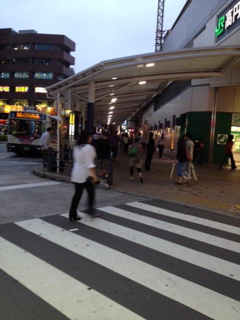 高円寺の駅前イメージ※画像はあくまでイメージです。