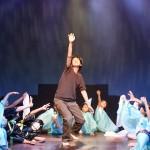 子ども演劇プロジェクトN.G.A. さんの昨年の舞台の様子