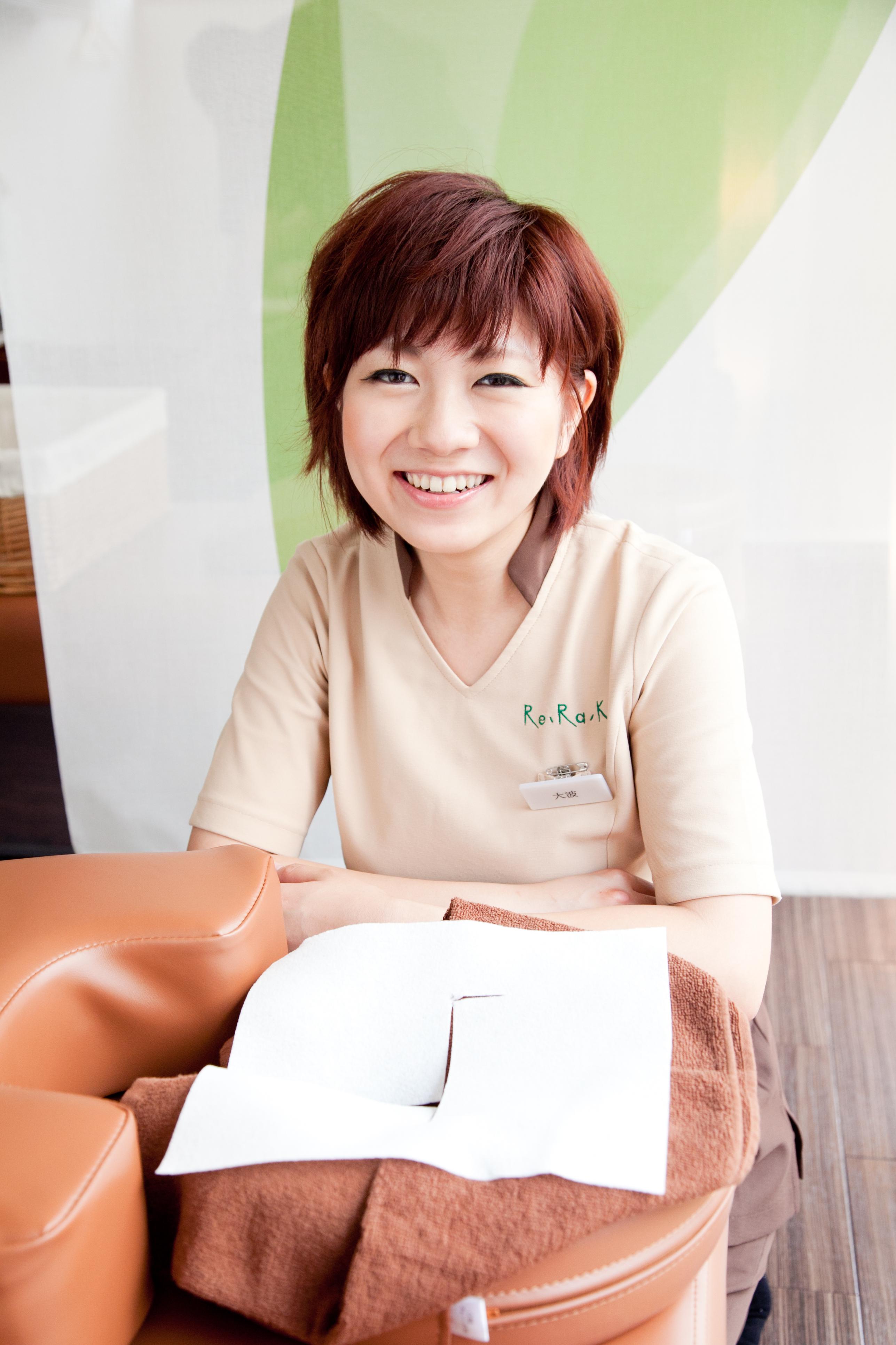 大波さん『Re.Ra.Ku高円寺店』