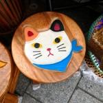 元祖仲屋むげん堂さんの猫ちゃん
